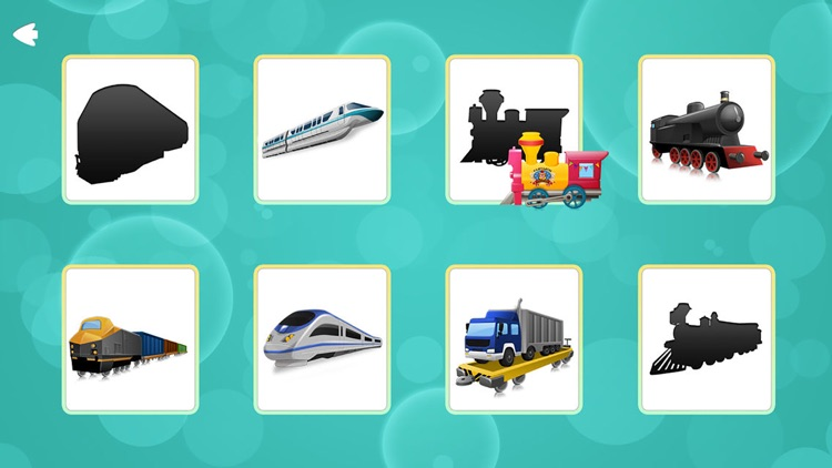 Trucks and Shadows Puzzles Games screenshot-4