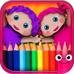 Coloring Games,Painting Book for Toddlers-EduPaint