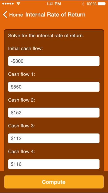 Wolfram Time-Value Computation Reference App screenshot-3