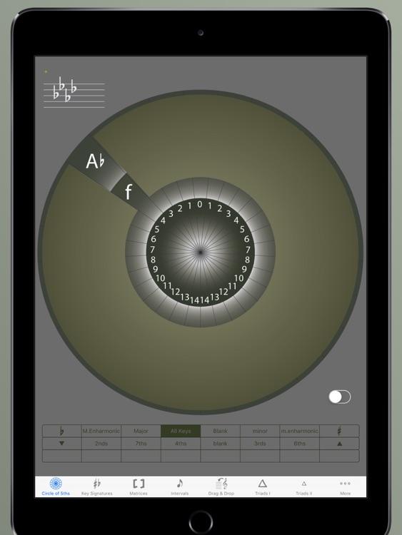 Circle of 5ths Master HD, 2nd Edition screenshot-0