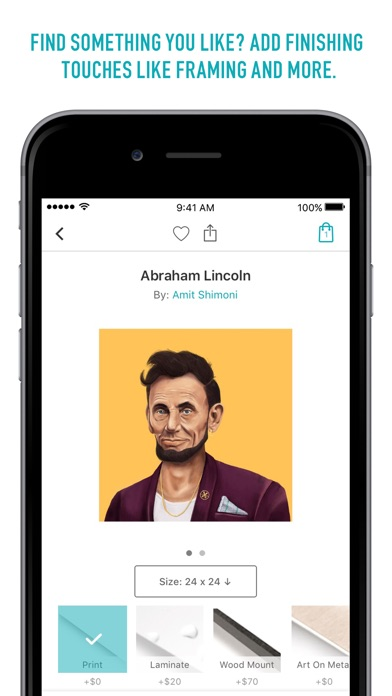 AllPosters app image