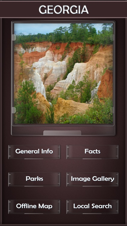 Georgia National & State Parks screenshot-1