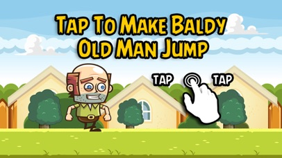 Baldy Old Man - PRO Screenshot 2