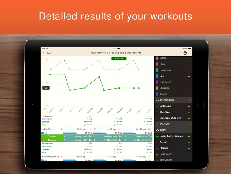 FitTrack App Lite screenshot-2