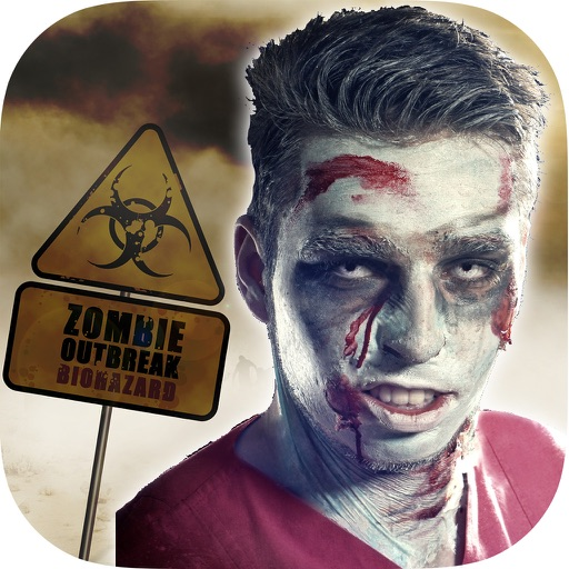 ZombieFaced - Scary Zombie Booth Photo Filters