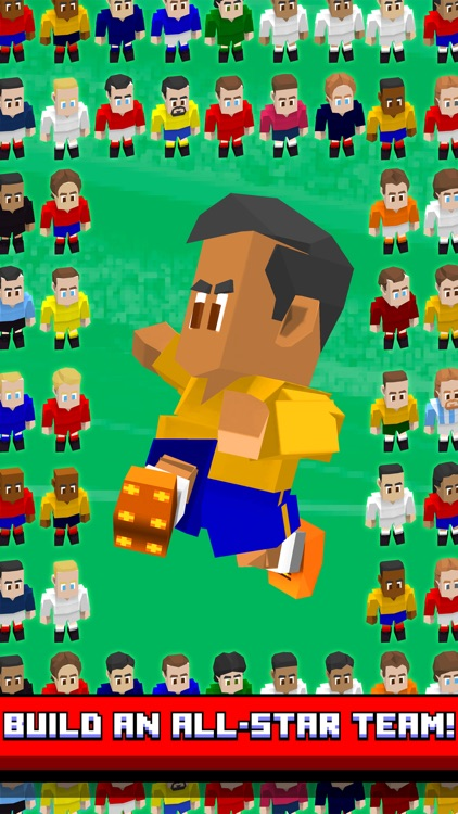 Retro Soccer - Arcade Football screenshot-4