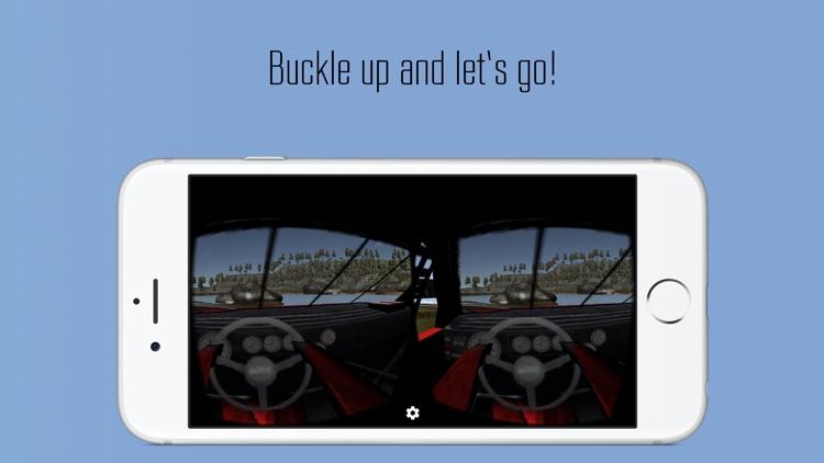 VR Racing Track