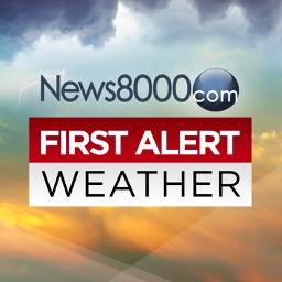 News 8000   StormTeam 8 First Alert Weather