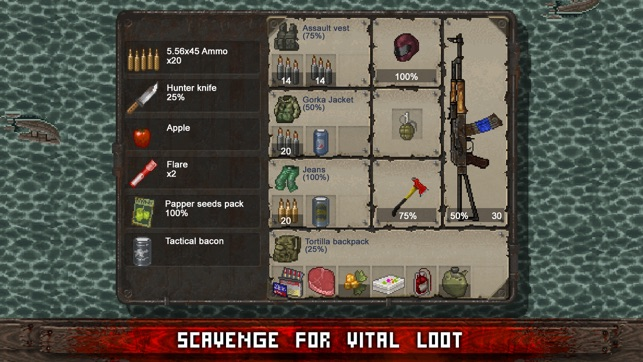 Mini DAYZ: Zombie Survival on the App Store