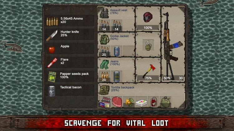 Mini DAYZ: Zombie Survival screenshot-3