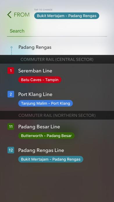 Railway.my - KTMB Schedules & Fares screenshot four