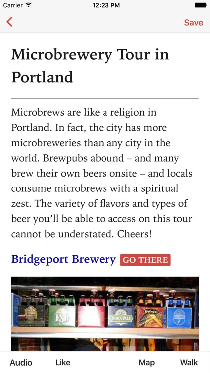 Microbrewery Tour in Portland