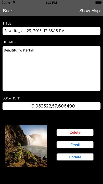 GRENADA – GPS Travel Map Offline Navigator screenshot-3