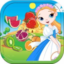 Princess Gardens - Food Fruits And Vegetable Fair