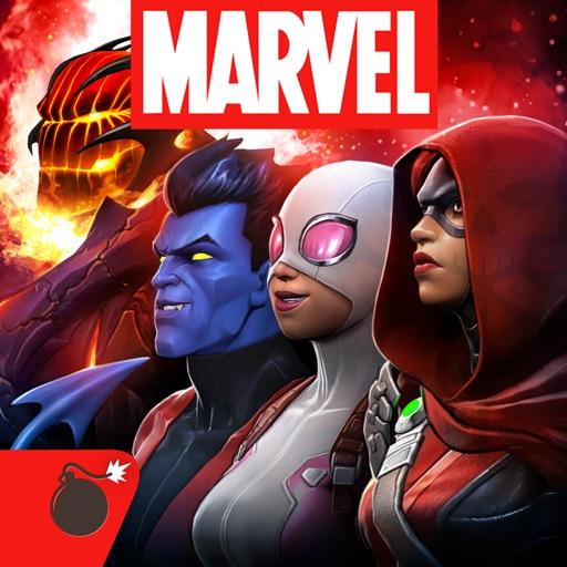 MARVEL Contest of Champions app logo