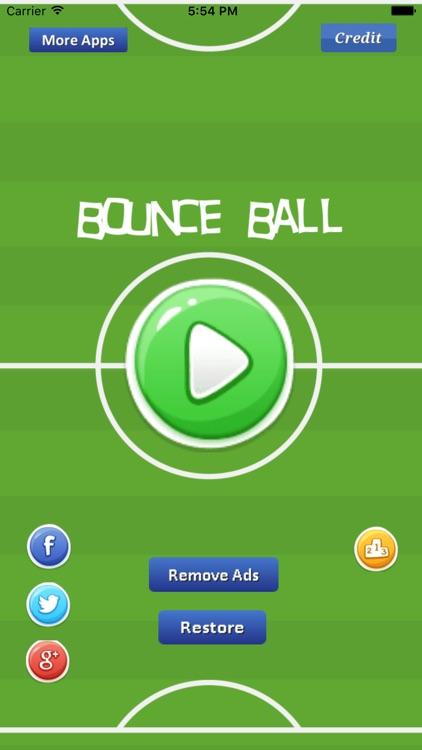Bounce Ball And Shoot