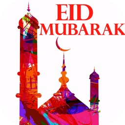 Eid Mubarak Greetings Cards App - Posters & eCards