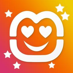 Ommy Stickers & Emoji Maker – Selfie Photo Editor