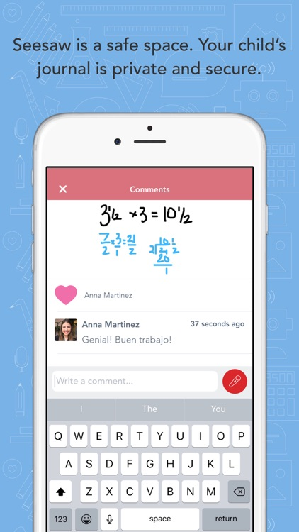 Seesaw Parent and Family screenshot-4