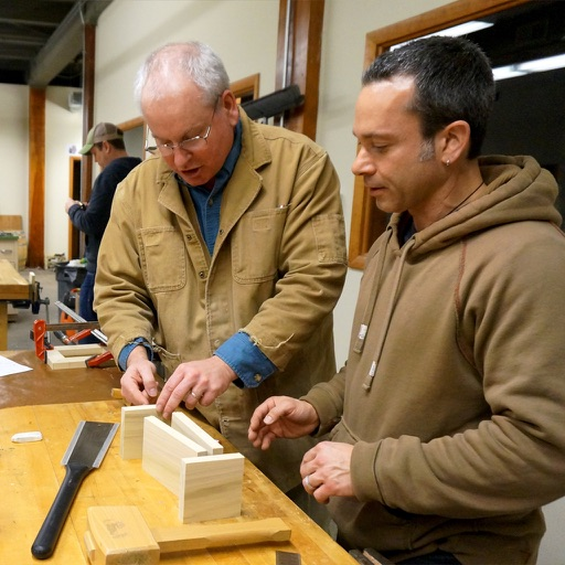 Woodworking Master Class