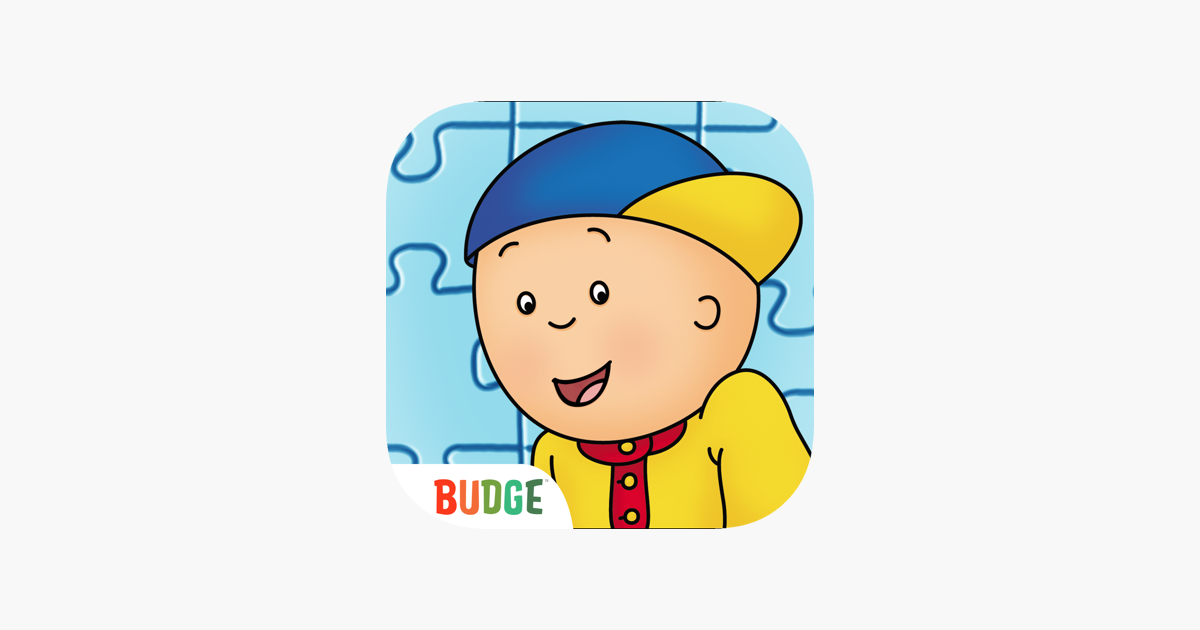 Caillou House of Puzzles on the App Store