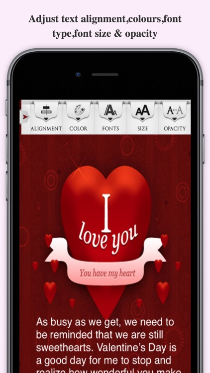 Love Cards Maker - Spread Your Love To All screenshot-3