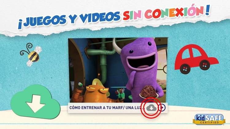 NOGGIN: Videos y Juegos screenshot-4