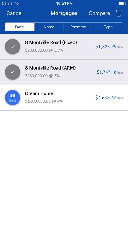Real Mortgage Calculator and Compare screenshot-4