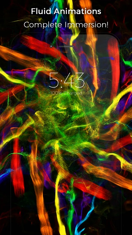 Nebula Lite - Live Wallpapers