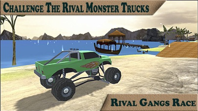 Extreme Offroad Racing: 4x4 Mountain Stunts Screenshot on iOS