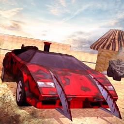MMX Monster cars Demolition