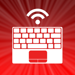 Ícone do app Air Keyboard: remote touch pad and custom keyboard