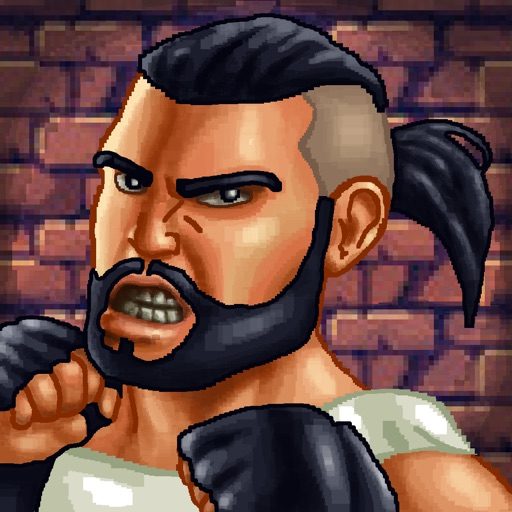 Clash of Fists: 2D Action Fighter