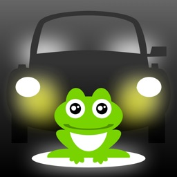 GPS Motion Control Game - Frogger Version