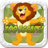 Mini Giraffe Zebra & Lion Zoo Escape Game