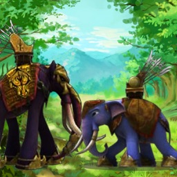 Jungle Elephant War