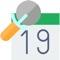 Having an overloaded calendar on your iPad