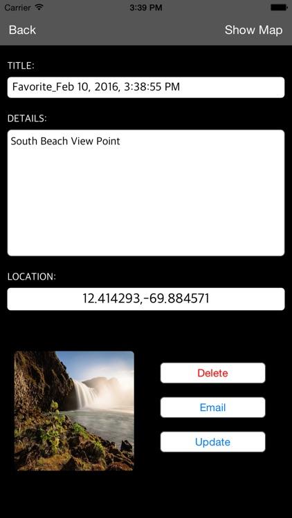 BARBADOS – GPS Travel Map Offline Navigator screenshot-3