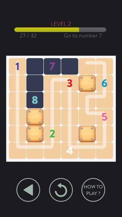 Cover The Board - Math Number Connect Game screenshot-2