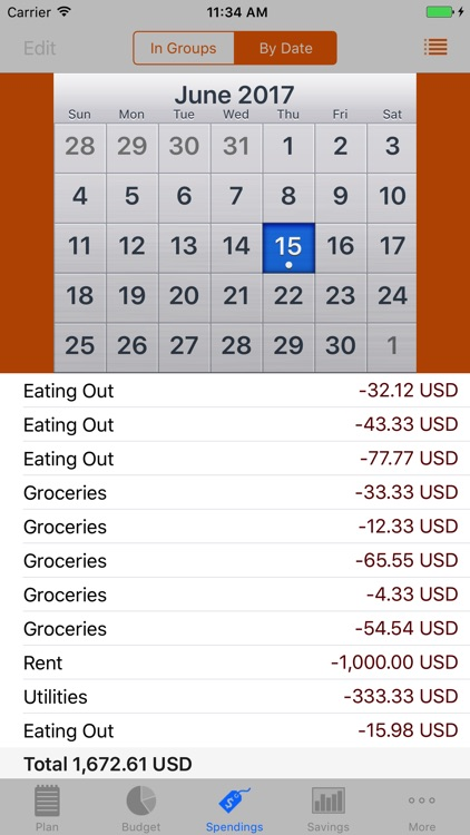 One Budget: Expense Planner & Spending Tracker