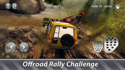 SUV Offroad Rally screenshot 3