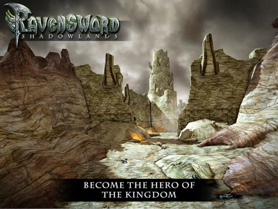 Screenshot #4 for Ravensword: Shadowlands