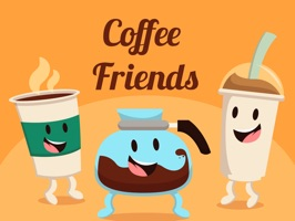 Coffee Time Emojis is the best Emojis App for all the coffee lovers around the world