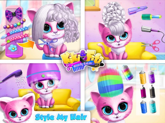 Kiki & Fifi Pet Beauty Salon - Haircut & Makeup screenshot 7