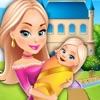 Princess Baby Adventure - Makeover & Salon Game