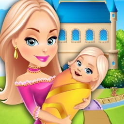 Princess Baby Adventure - Makeover & Salon Game