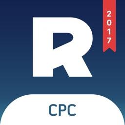 AAPC® CPC® Practice Exam prep 2017 -Q&A Flashcards