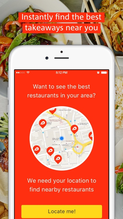 hungryhouse - takeaway food delivery