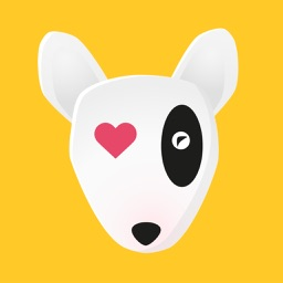 Bull Terrier Emoji Keyboard