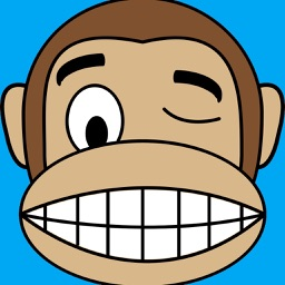 Funny Monkey Emojis Stickers